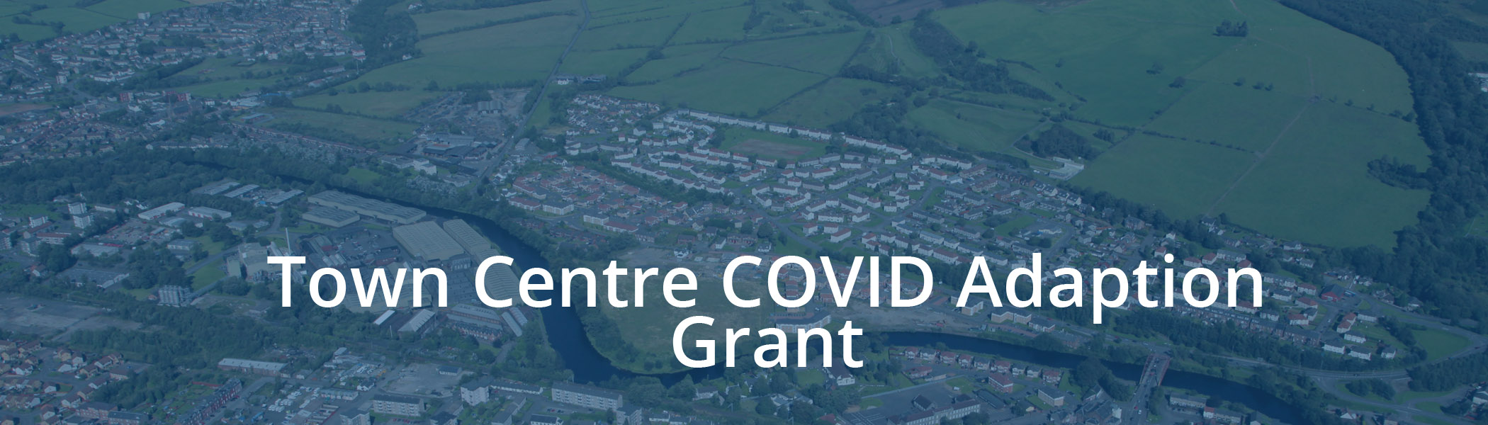 Vale Town Centre COVID Adaption Grant