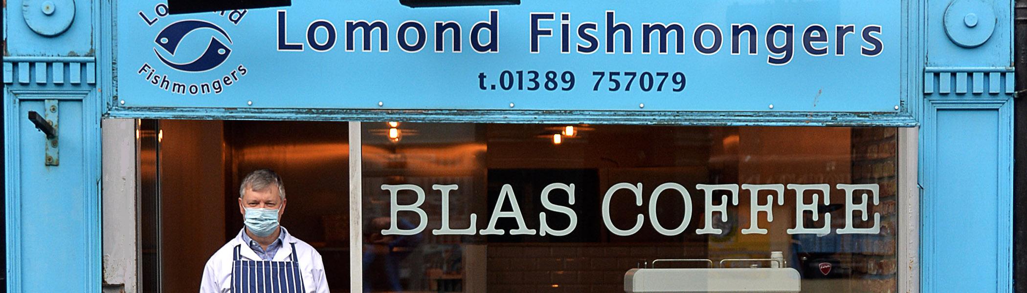 Vale Loves Local Lomond Fishmongers