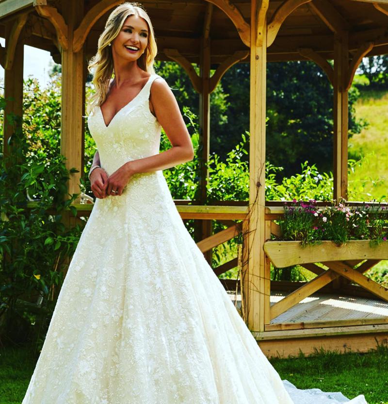 Bridal Atlier Wedding Dress