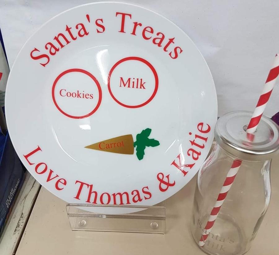 Jimmys Cards and Gifts santas treats