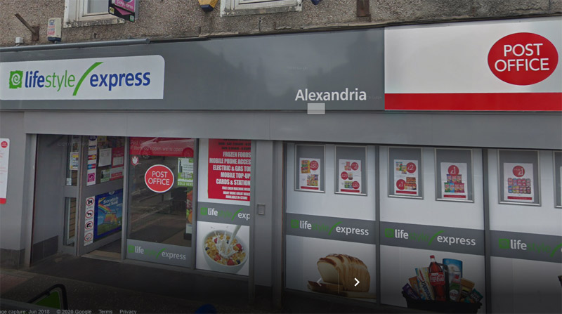 Lifestyle Express and Post Office